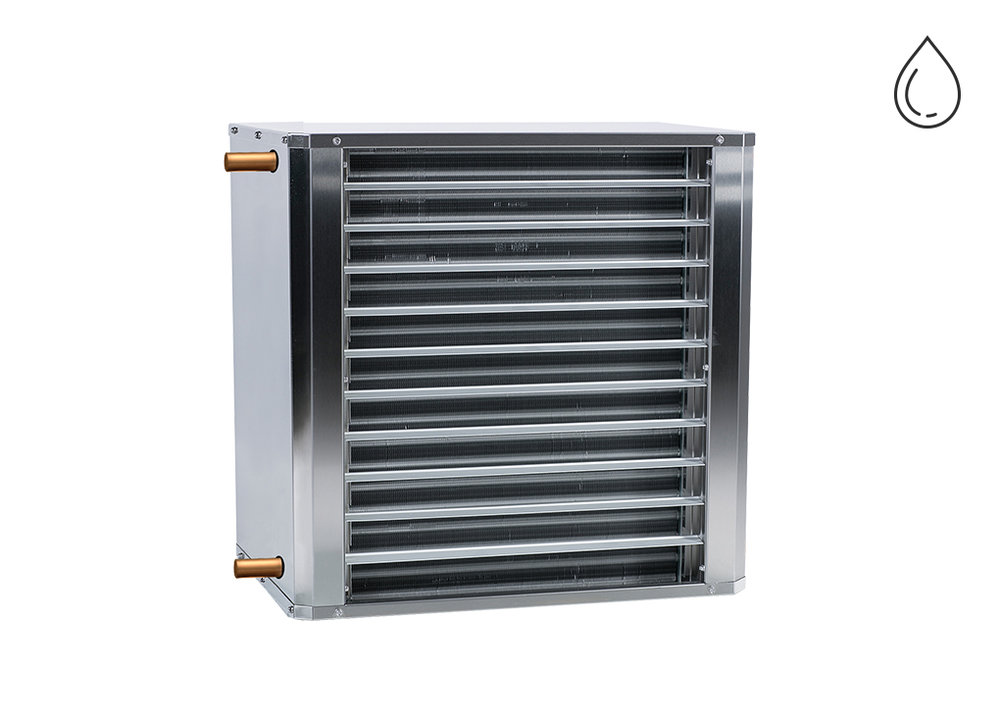 Fan heater SWX H