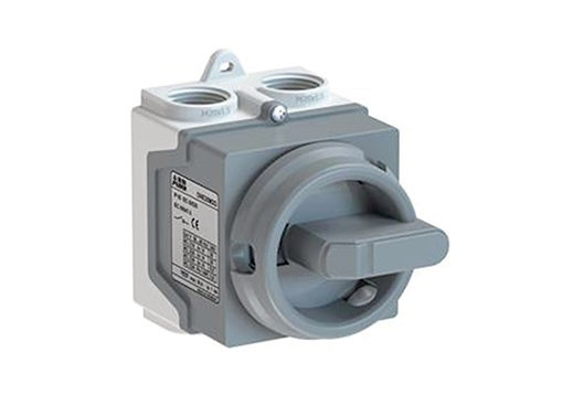 ONE20 - Switching devices - Electrical accessories Ventilation - Fans & Accessories - Products - Systemair