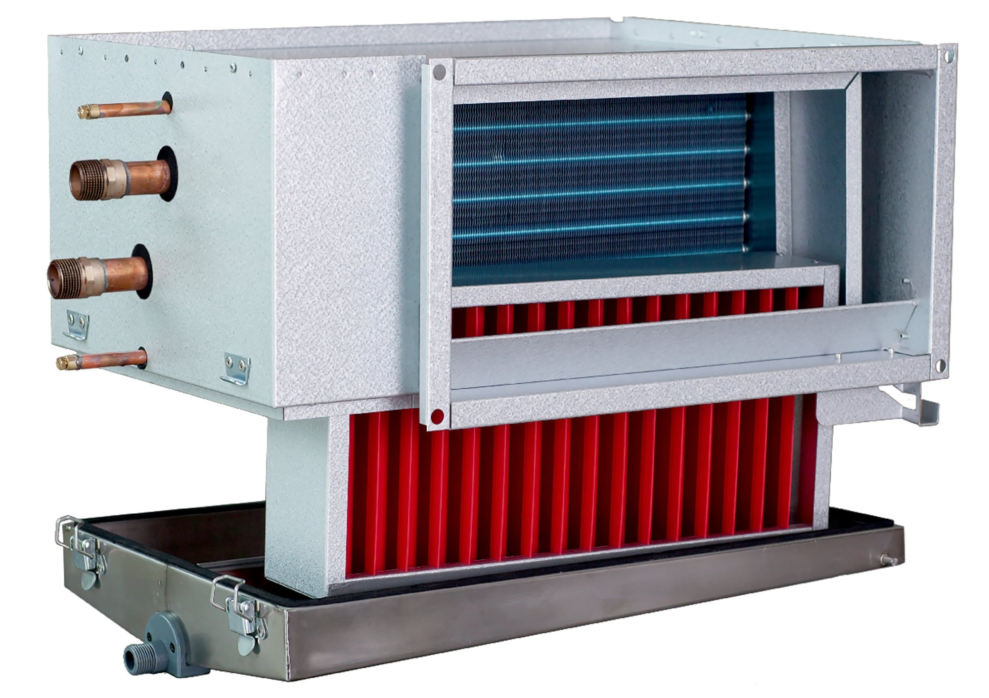 PGK 70-40-3-2,0 Duct cooler - Systemair