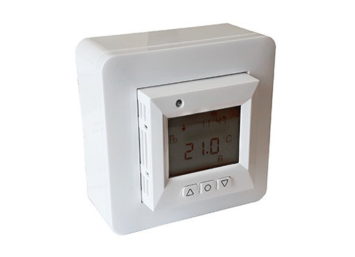 Programable electronic thermostats
