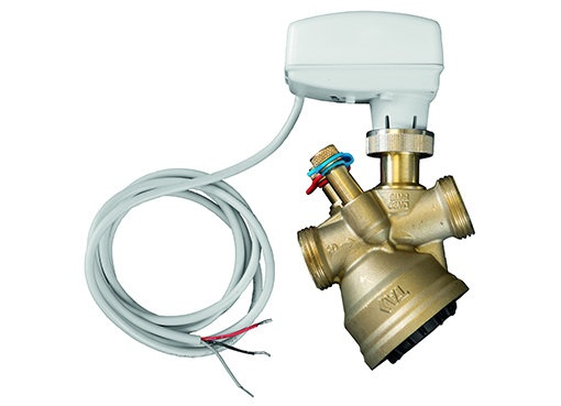Modulating valve systems