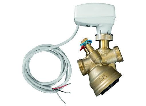 Modulating valve systems