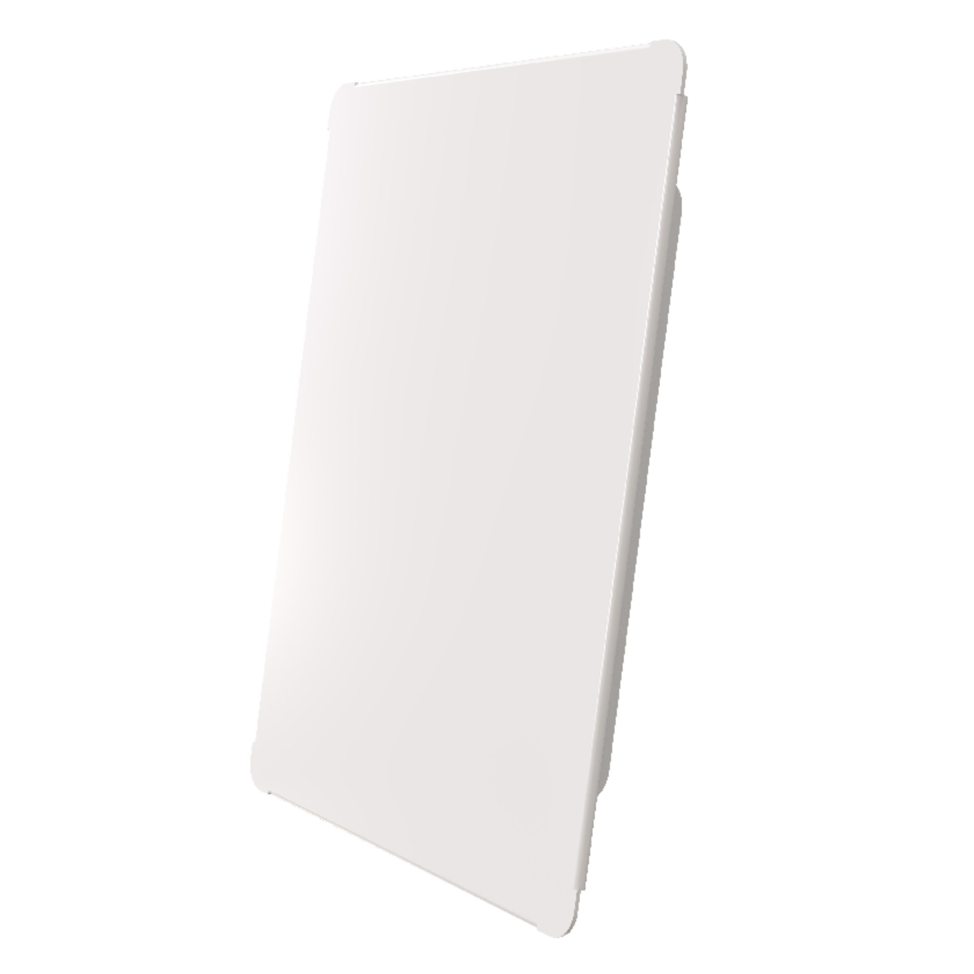 Touch cover White