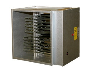 RBK 55/33 400V/3 Duct heater - Systemair