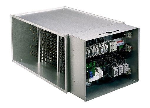 RBM - Batteries - Composants de réseaux - Ventilateurs et Accessoires - Produits - Systemair