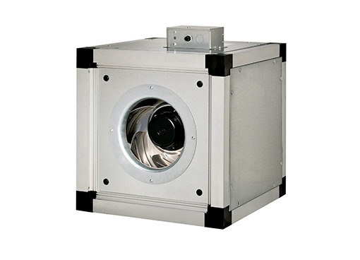 Rectangular inline duct fans - Systemair