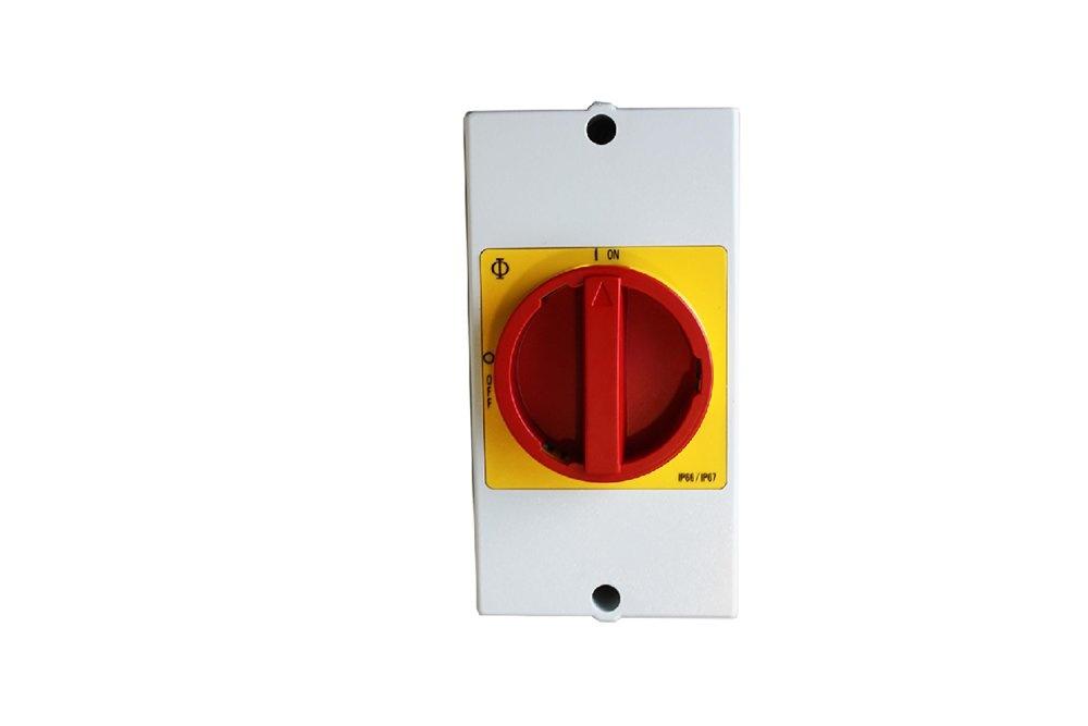 Rep.-Schalter 3pol BP - Systemair