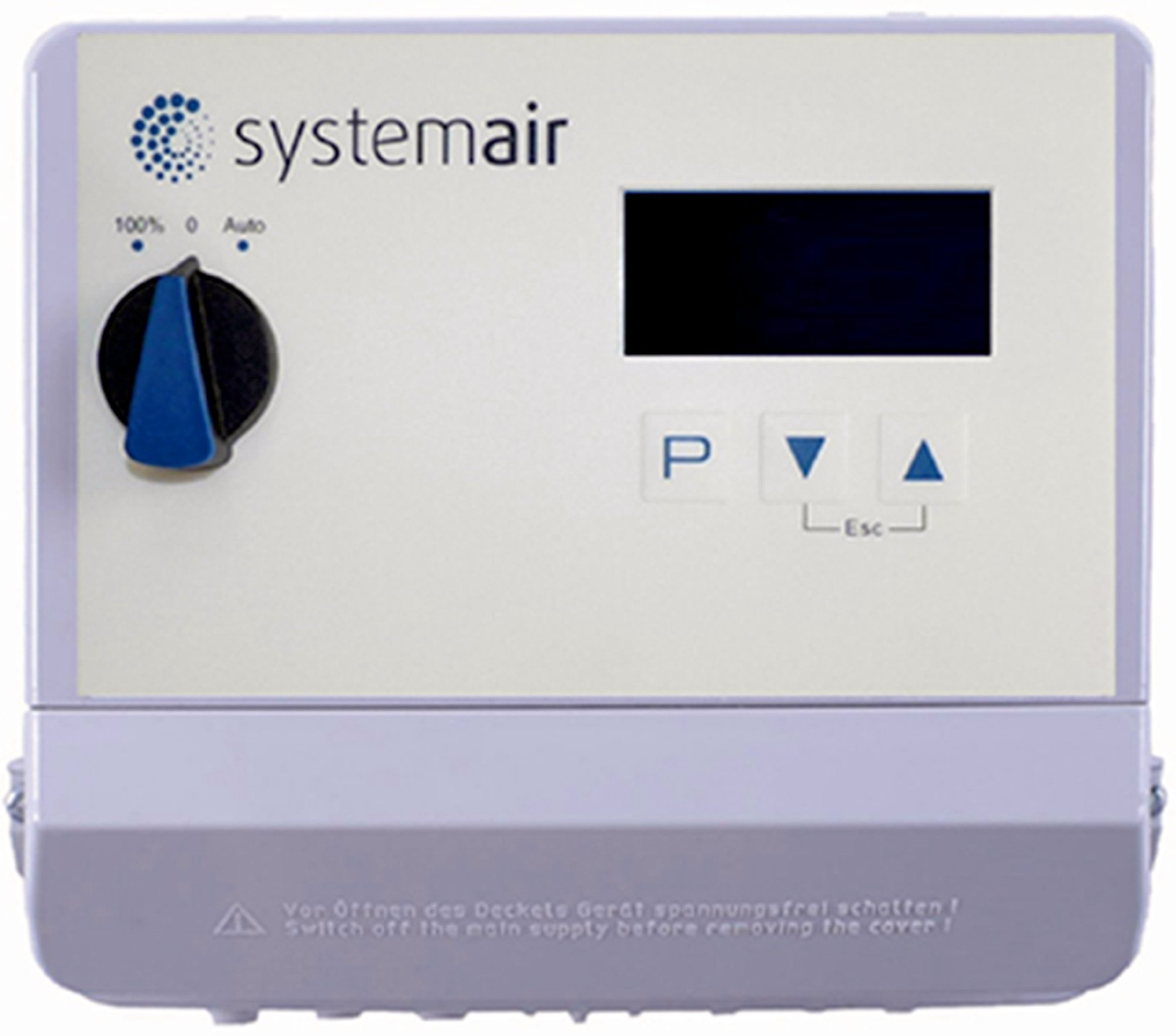 REPT 6 Digital regulator - Systemair