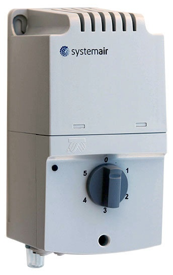 RE 1,5 Speed control - Systemair