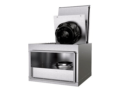 RSI EC - EC Rectangular duct fans - Rectangular & Square Duct fans - Fans & Accessories - Products - Systemair