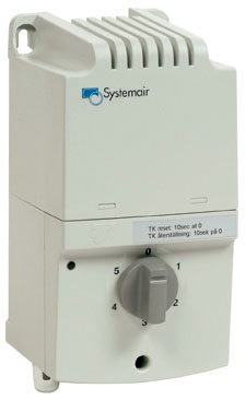 RTRE 3 Speed control - Systemair