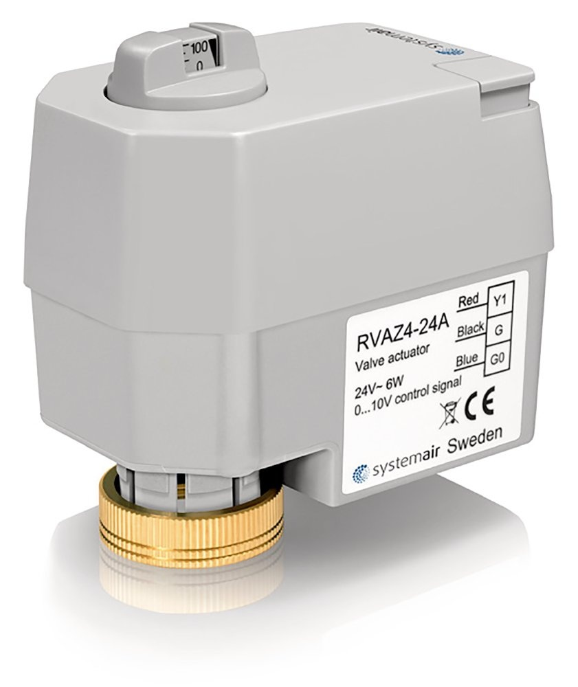 RVAZ4-24 Actuator 3points