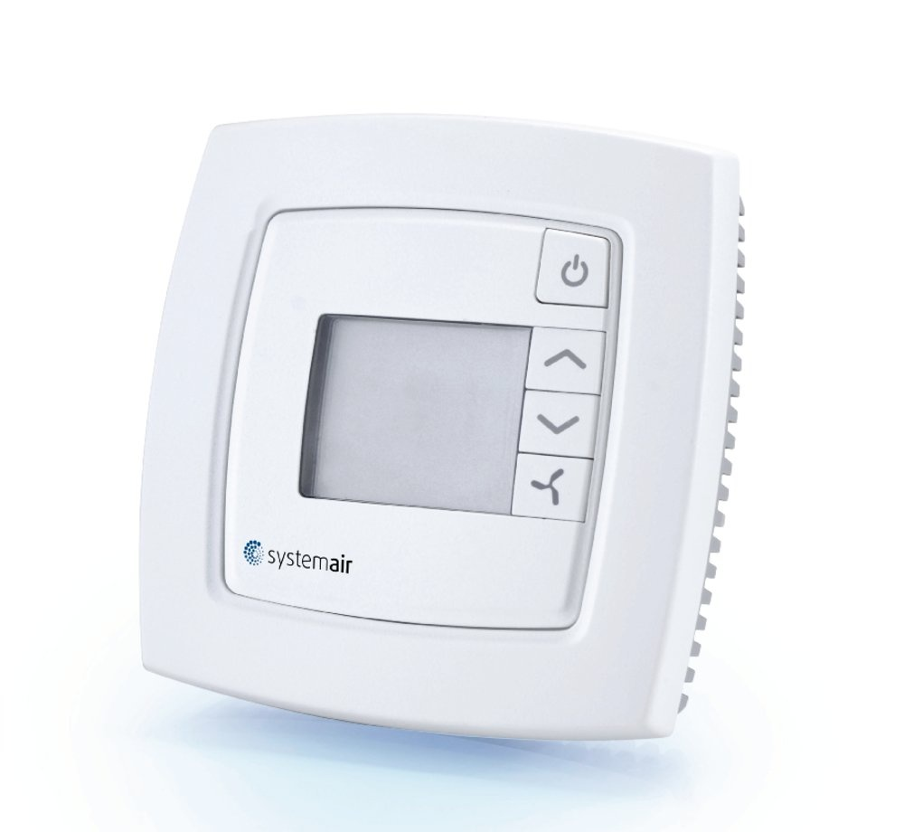 Room Controller S-ED-RU-DFO - CORRIGO - Systemair