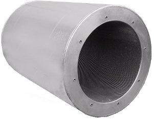 FSAF500B1DB Silencer 541/12 - Systemair