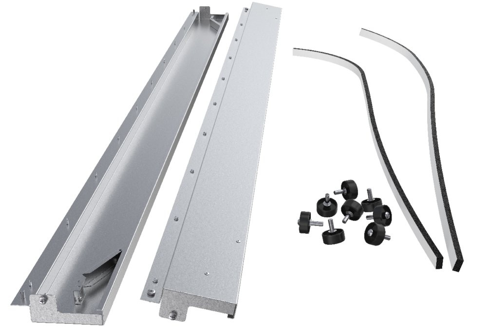 SDF 11 Sliding door kit-FR11 - Systemair