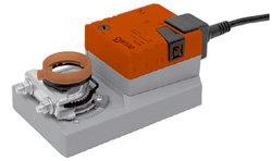 SM24A-SR Damper actuator - Systemair