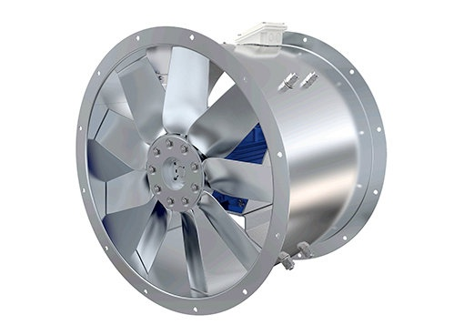 Smoke extract Axial fans