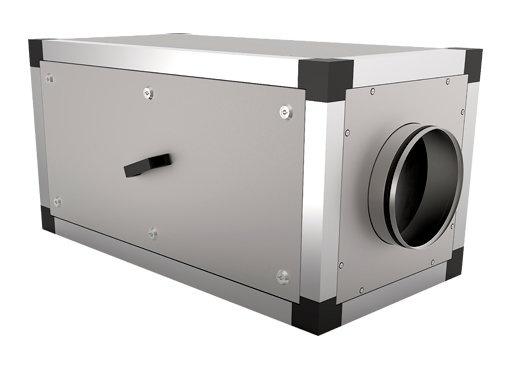 SUE - Supply units - Compact AHU - Air Handling Units - Products - Systemair
