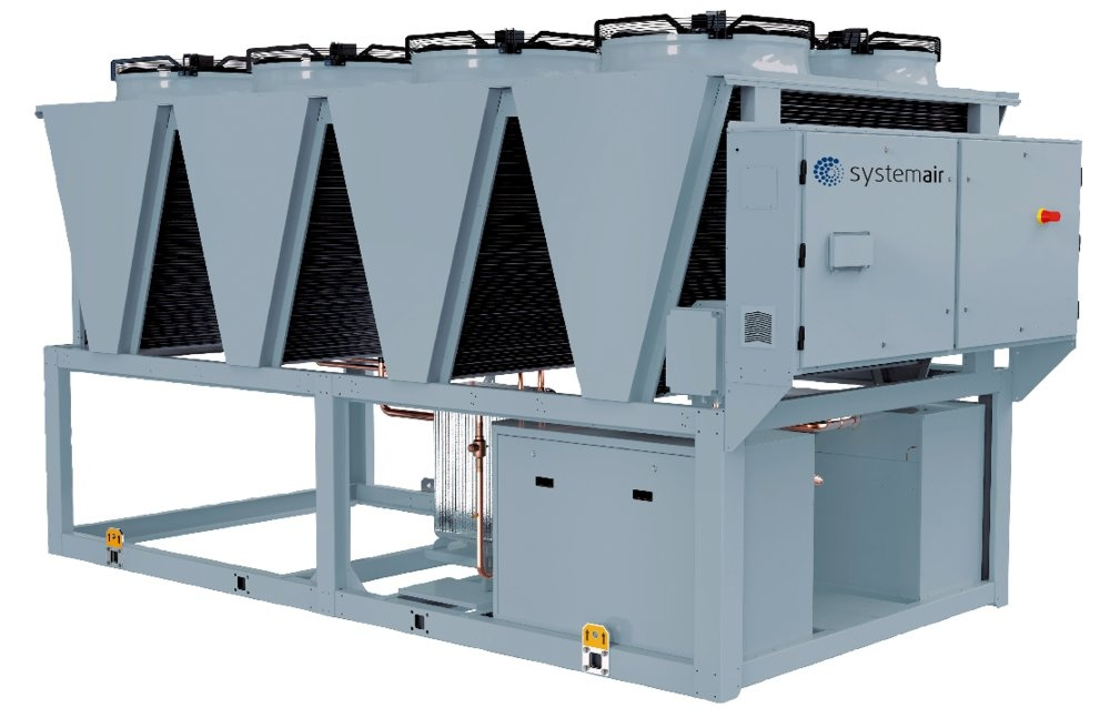 SYSCROLL 280 Air EVO RE - Syscroll 140-360 AIR EVO RE - Systemair