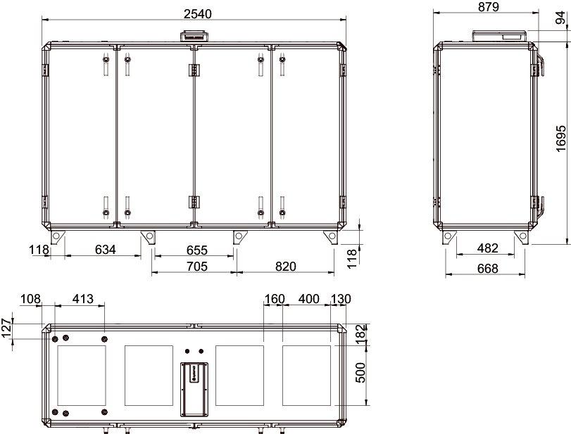 Topvex Tc35-r-b - Vertical Units - Compact Ahu
