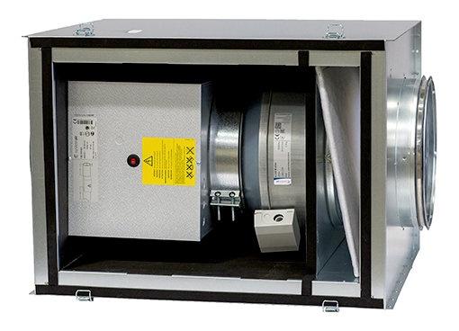 TLP - Supply units - Compact AHU - Air Handling Units - Products - Systemair