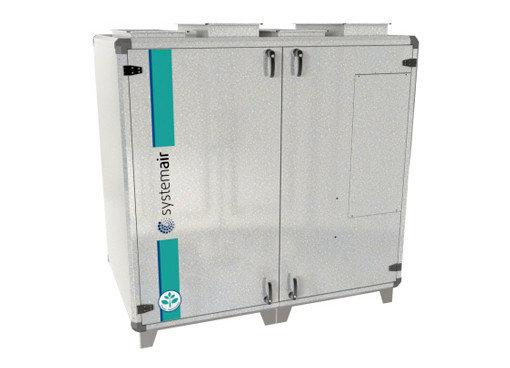 TOPVEX TR - Vertical Ventilators - Commercial Recovery Ventilators - Air handling units - Products - Systemair
