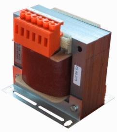 TES 070A5, Transformator - Systemair