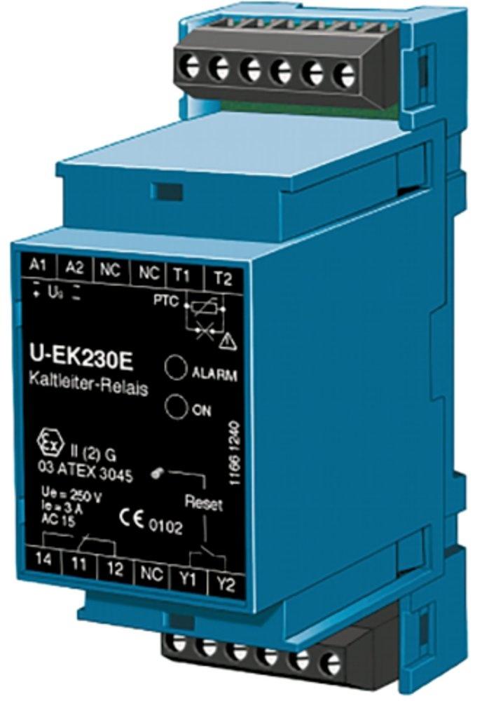 U-EK230E EX, apsauga - Systemair