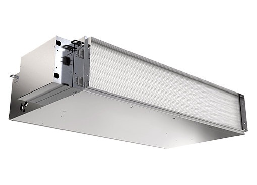 VH - Fan coils Ducted - Hydronic (Water born) systems - Air Conditioners - Products - Systemair