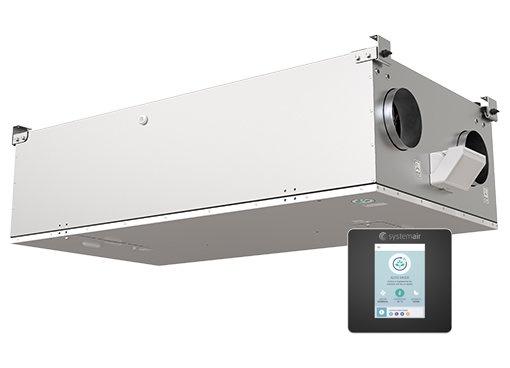 SAVE - Palubiniai - Rotaciniai įrenginiai - Gyvenamųjų namų vėdinimo sistemos - Produktai - Systemair