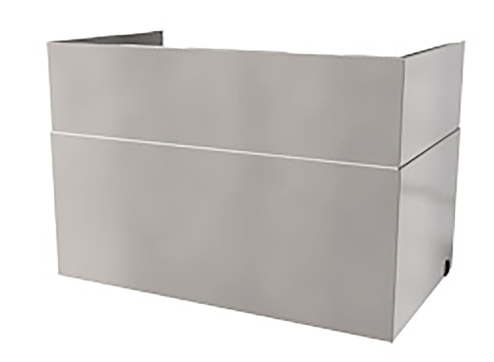 Duct Cover VTR 150 S.Steel