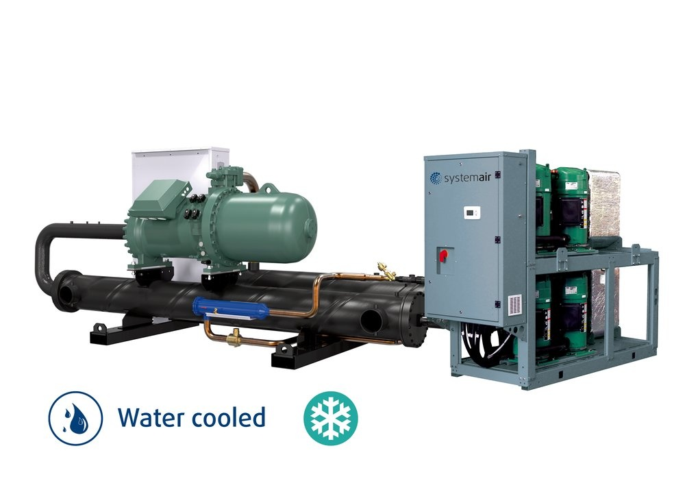 Chillers Water cooled
