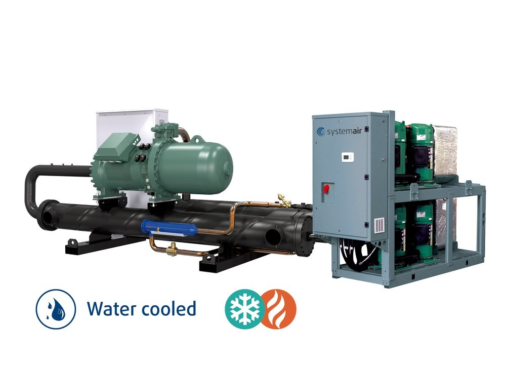 Heat pumps Water / Water