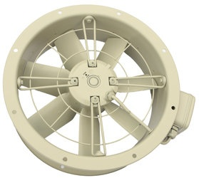 ZAC 500-41 Cased axial fan - ZAC - Systemair