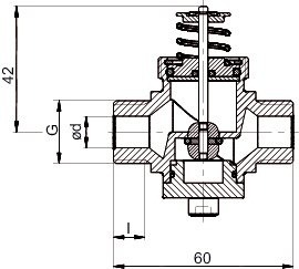Images Dimensions - ZTV 15-1,6 2-way valve - Systemair